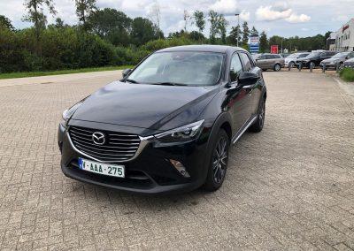 Mazda CX-3 – 43 833 km